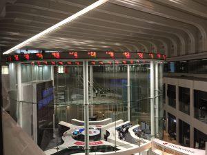 東京証券取引所①